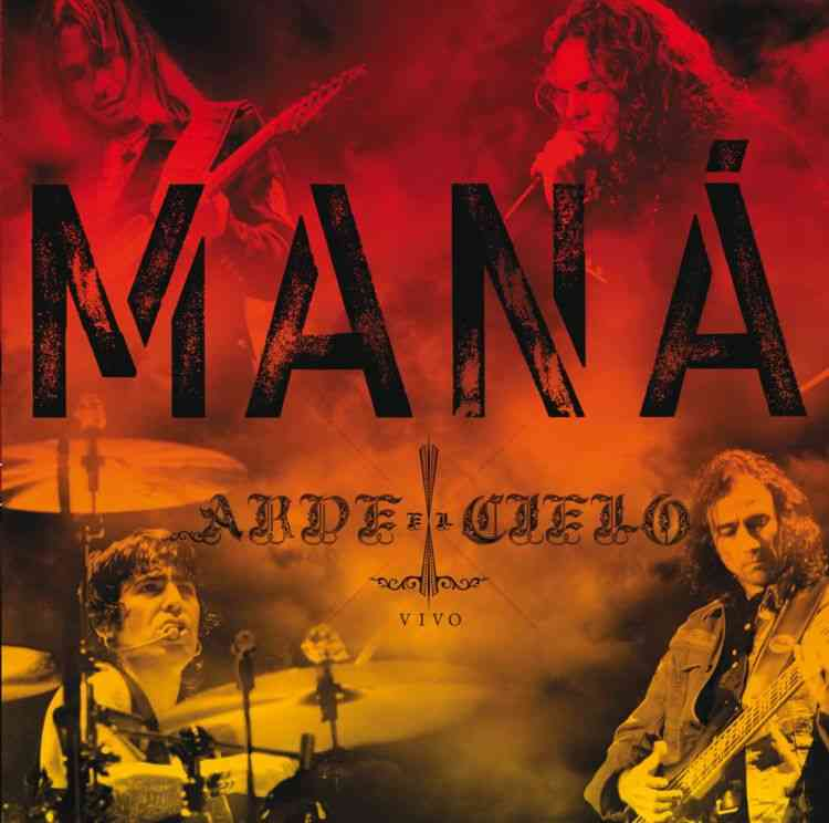 ARDE EL CIELO BY MANA (CD)
